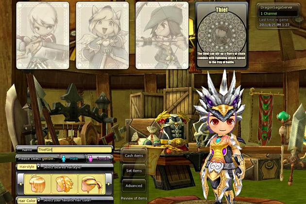 Dragon Saga How To Play