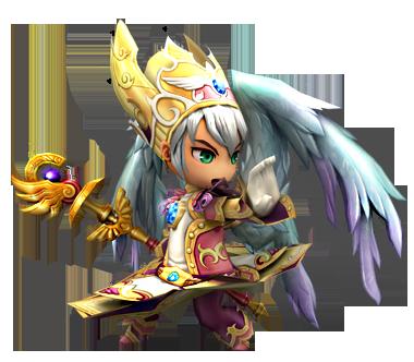 dragon saga magician